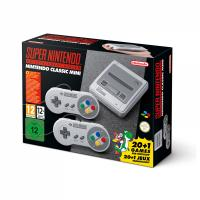 Игровая приставка Nintendo Classic Mini: Super Nintendo Entertainment System + 21 игра (CLV-S-SNPH)